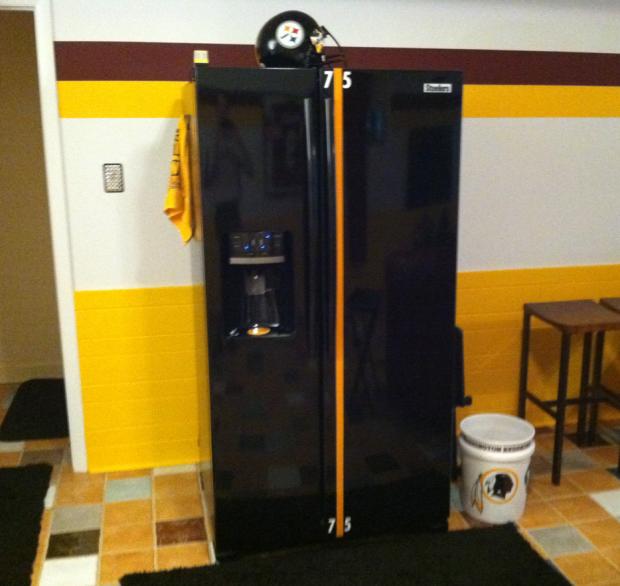 Steelers Corner
