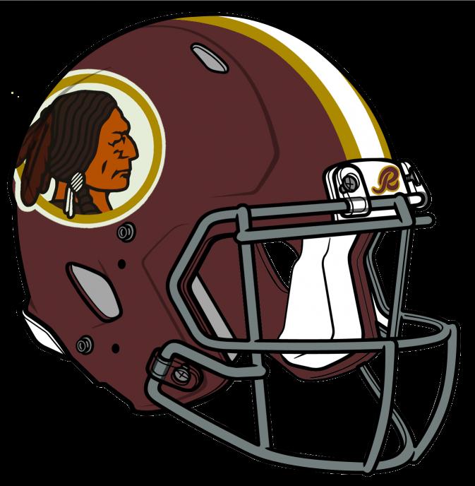 Redskins Helmet 2014 Making a Redskins Faux...